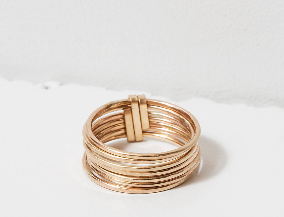 Stacked Gold - Short