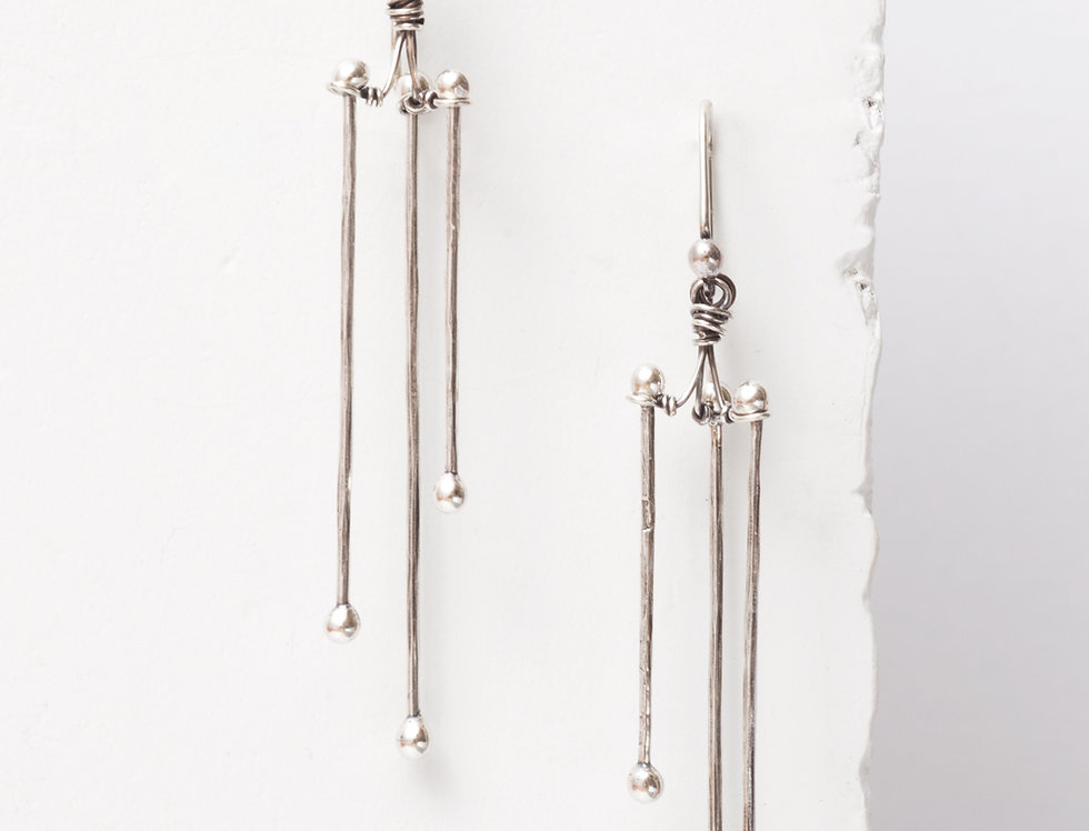 Tripod Earrings