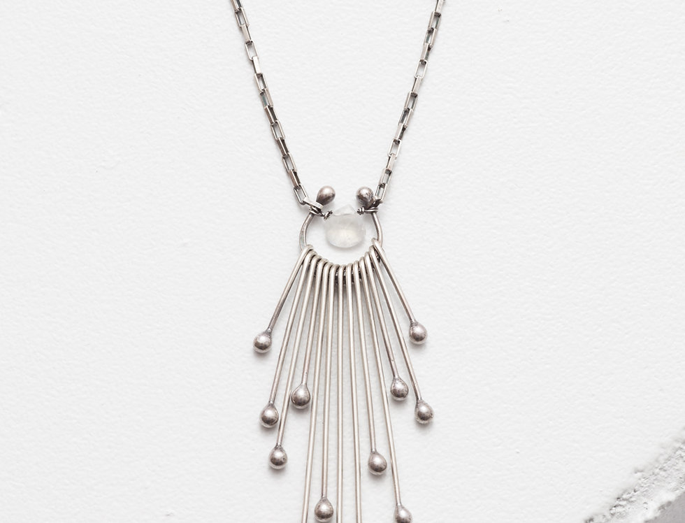 Matchsticks Necklace