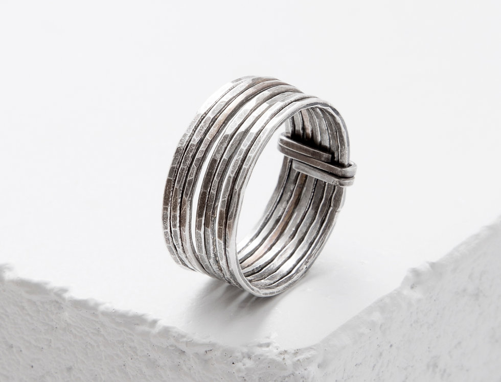 Stacked Short Ring