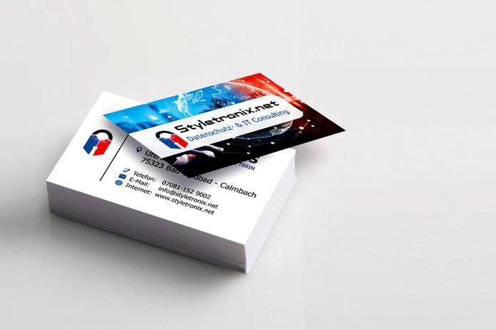Visitenkarten-STYLETRONIX-MAK-MEDIA-WERB