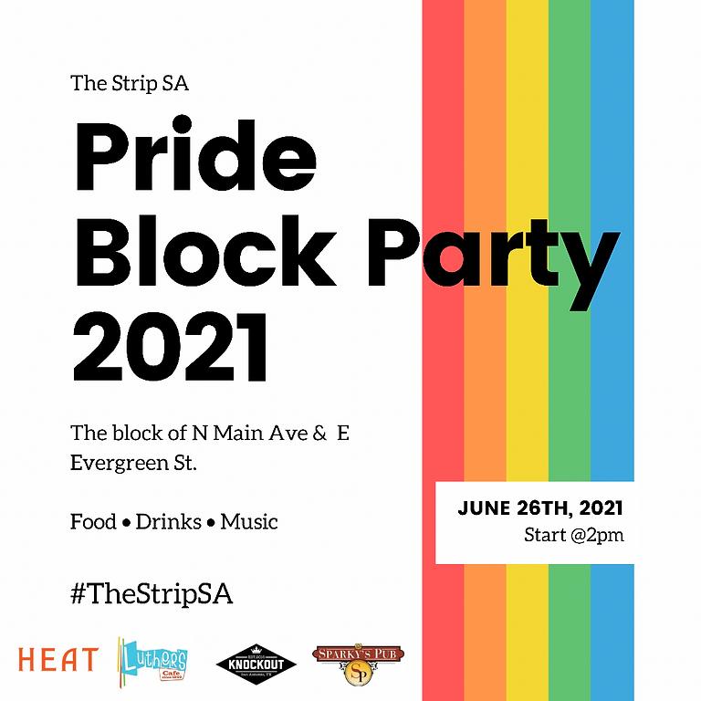 Pride Block Party 2021