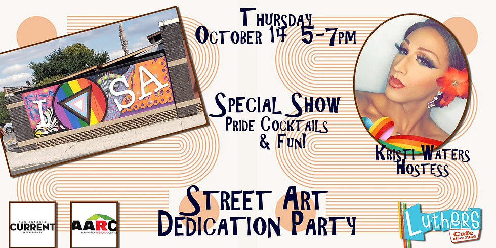 Street Mural Dedication Show and Party