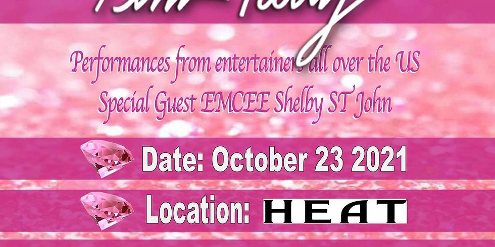 Pink Fundraiser and Party!