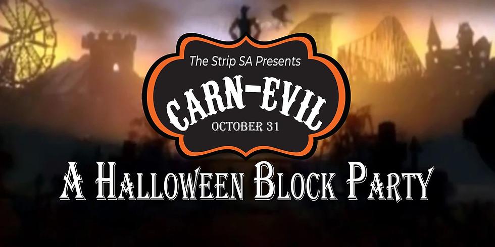 Carn-Evil Halloween Block Party