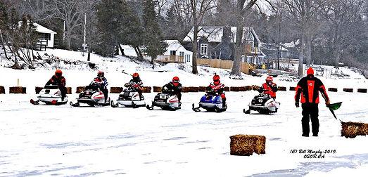 OSOR ice oval racing