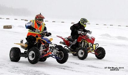 ATV racing Ontario