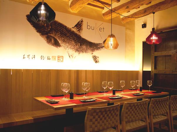 Restaurant Buket a Matadepera