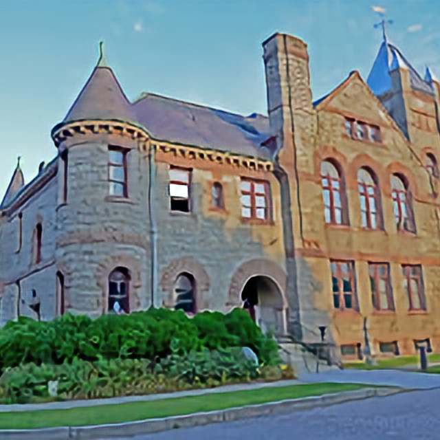 Courthouse Center for the Arts