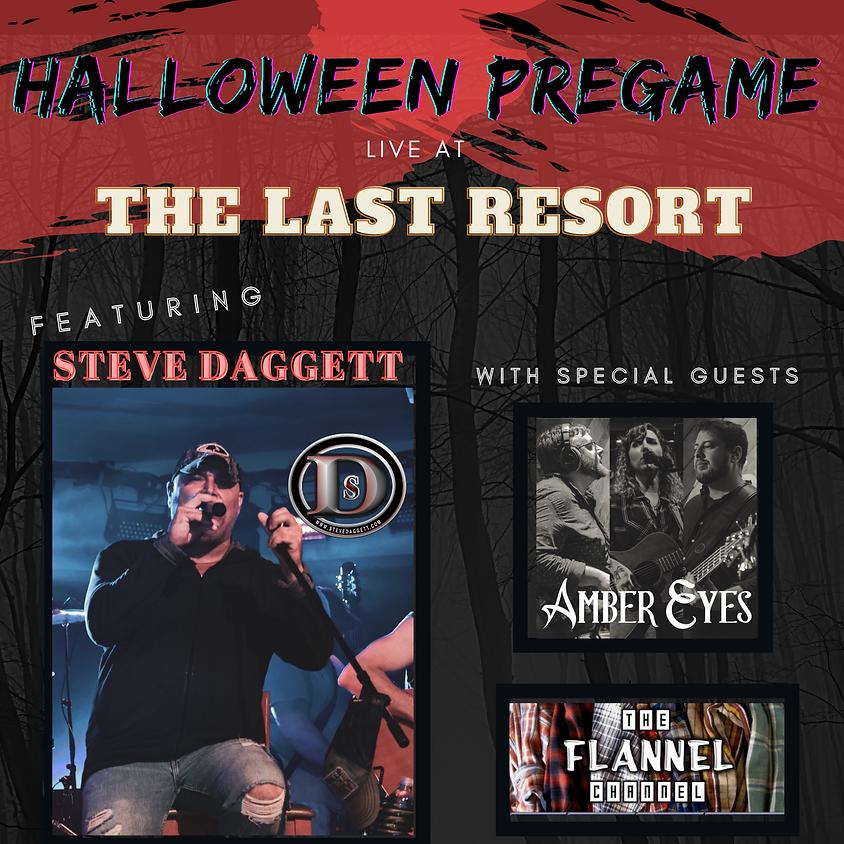 Halloween Pregame at the Last Resort - Smithfield RI