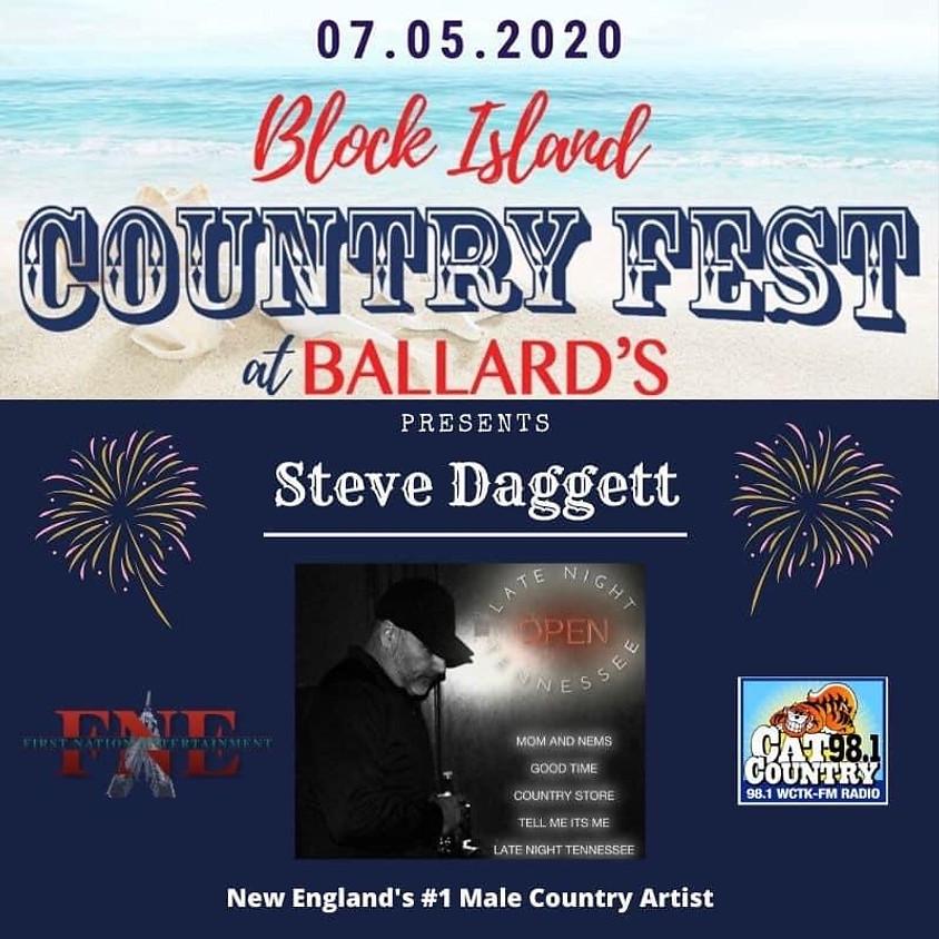 Block Island Country Music Festival