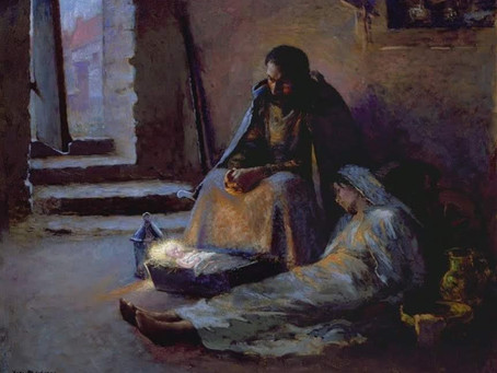 The Holy Family, Advent, and Despair