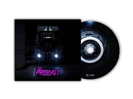 The Prodigy lanza nuevo disco