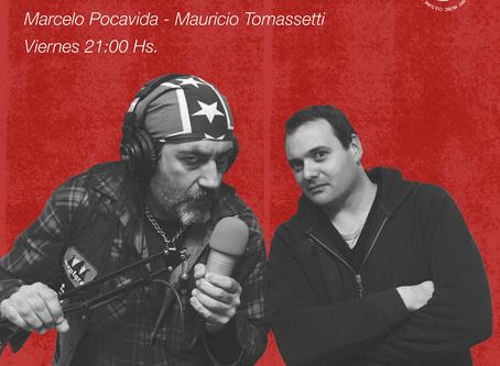 BODY BAG - JUICIO RADIAL AL ROCK NACIONAL! - ESPECIAL DE NAVIDAD 14/12/18 - MARCELO POCAVIDA