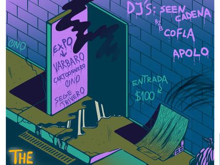 """FIESTA ON AIR """"RADIO PARTY"""" TORMENTOS & SENTIDOS ALTERADOS"""