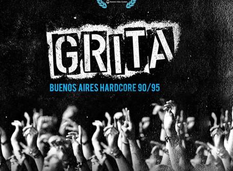 GRITA - BUENOS AIRES HC (El Documental)