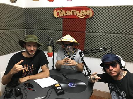 PITU LOPEZ- JOEL DE CASTRO - ORNELLA PELLIZZARI - ALIENTO DRAGON  20-12-17