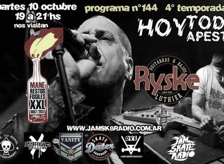MANE FOSIL Y PELU RYSKE - HTA #144