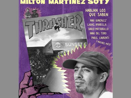 ELECCIONES 2019: MILTON MARTINEZ SOTY