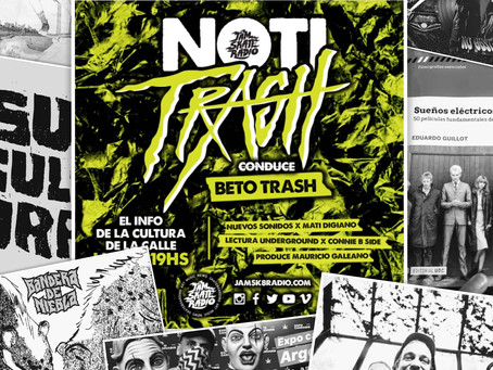 NOTITRASH #66 12/10/19