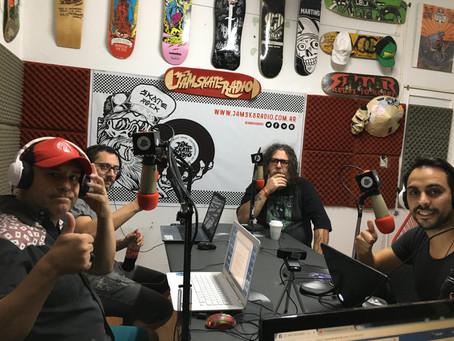 ALE TARANTO Y DIEGO PORRAS DE DROMEDARIUN EN FOOD ROCK