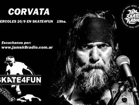 ENTREVISTA CORVATA - SKATE4FUN