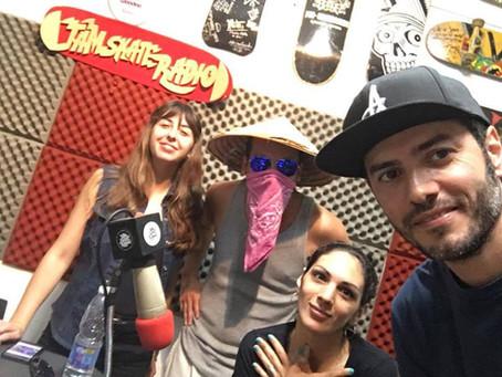 #SKATEFEMENINO: TATIANA DISANTO/ MECU VIDELA/ PAULA RODRIGUEZ