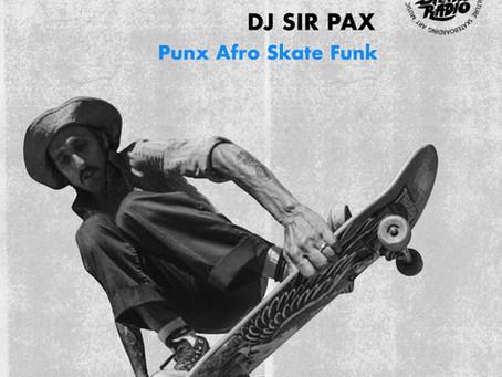 LA ORDEN NEGRA #3/4 - DJ PAX