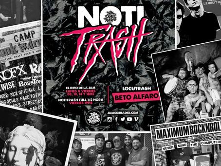 #NOTITRASH 6/3