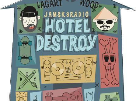 HOTEL DESTROY CAP 24