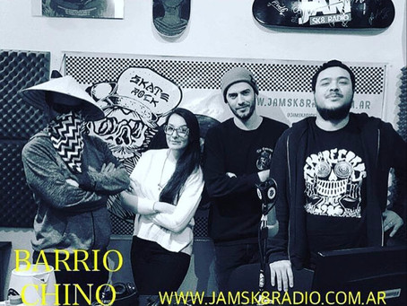 BARRIO CHINO #14