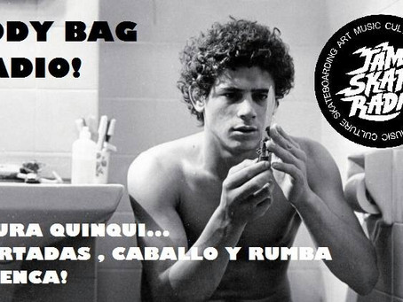 BODY BAG CAP 17-CULTURA QUINQUI