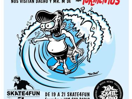 THE TORMENTOS/SKATE4FUN