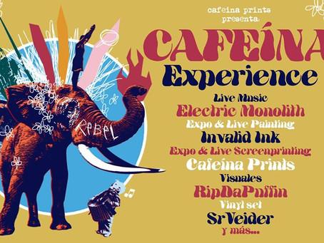 CAFEINA EXPERIENCE, BCN