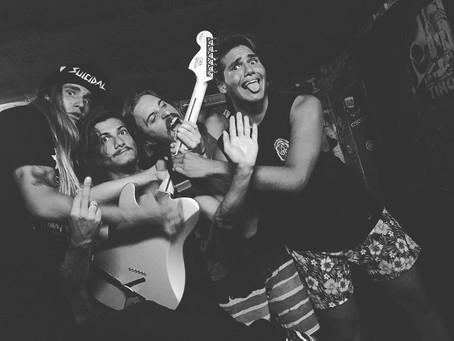 MUSICA: VISION! #SKATE #SURF #ROCK