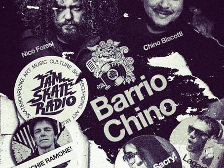 BARRIO CHINO - ENTREVISTA RICHIE RAMONE