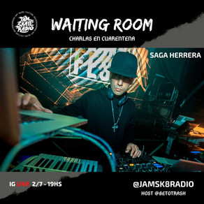 SAGA HERRERA - WAITING ROOM #7