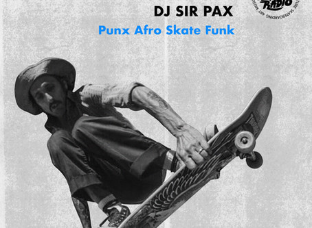 CAP #1 LA ORDEN NEGRA  - DJ SIR PAX