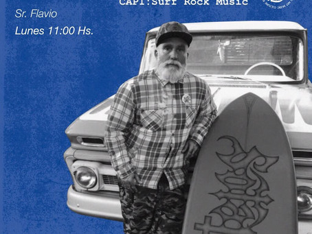 RADIO SARDINISTA! SURF MUSIC
