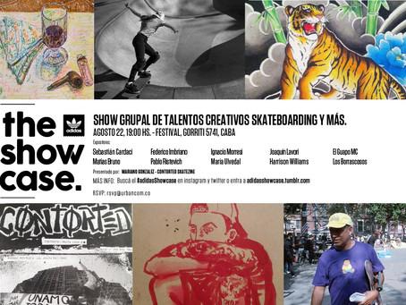 ADIDAS SHOWCASE / FOTOS Y CRONICA