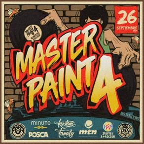 MASTER PAINT 4!