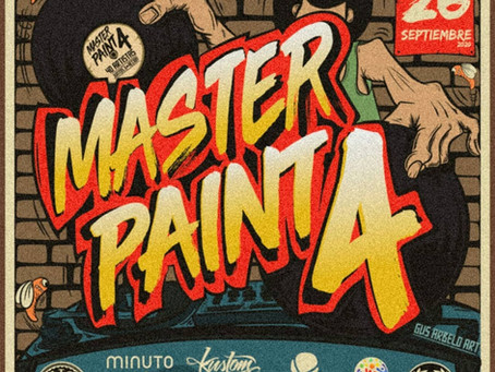 MASTER PAINT 4!