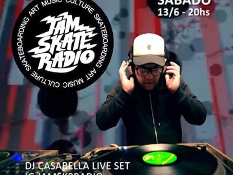 SATURADAY IG LIVE - DJ SET CASABELLA