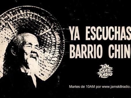 BARRIO CHINO - ESTAMOS EN LA B