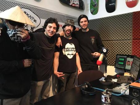MONO GARCIA OTAOLA Y PABLO BENITEZ / ALIENTO DRAGON