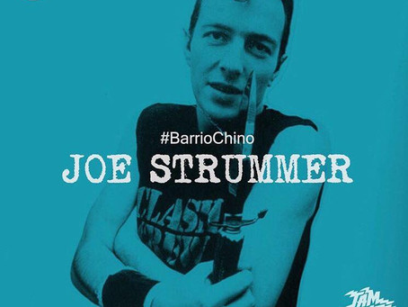 JOE STRUMMER ESPECIAL / BARRIO CHINO
