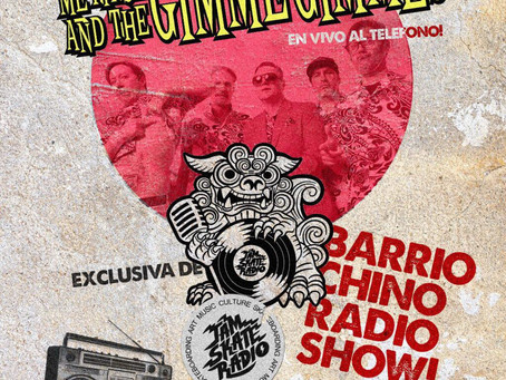 BARRIO CHINO - ENTREVISTA A SPIKE SLAWSON DE FIRST AND THE GIMME GIMMES