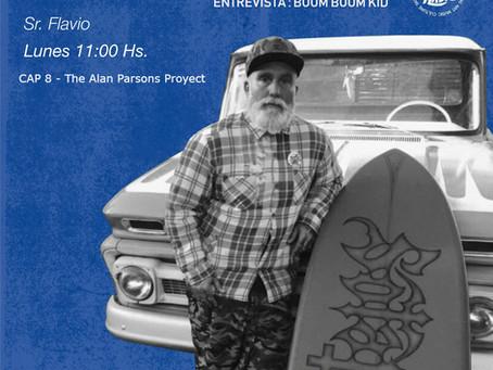 RADIO SARDINISTA CAP - THE ALAN PARSONS PROYECT