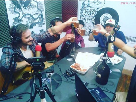FOOD ROCK - ENTREVISTA: BANDA VERBA AURELIA .