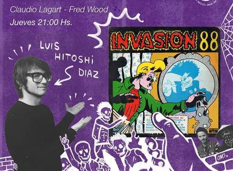 HOTEL DESTROY CAP- LUIS HITOSHI Y EL DOCU INVASION 88
